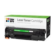 ColorWay toner cartridge (Econom) for Canon:737; HP CF283X