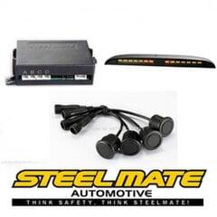 Parkavimo sistema galui Steelmate PTS410M6 su M6 ekranu