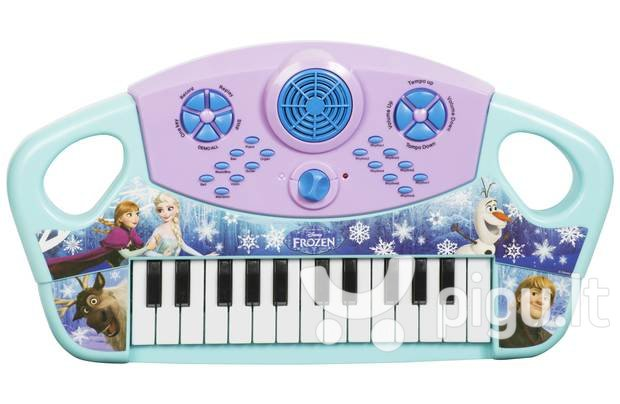 Vaikiškas pianinas Frozen (Ledo Šalis)