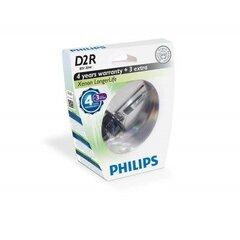 Automobilinė ksenon lemputė Philips Xenon LongerLife D2R, 4300k