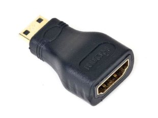 Adapteris HDMI (F) -> mini HDMI (M) (HDMI-C)