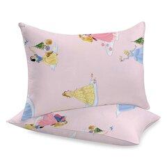 Vaikiškas medvilninis pagalvės užvalkalas kaina ir informacija | Dekoratyvinės pagalvėlės ir užvalkalai | pigu.lt