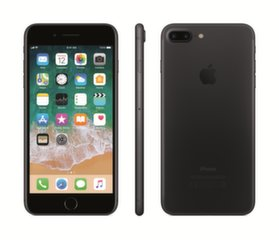 Apple iPhone 7 Plus 128GB, Juoda