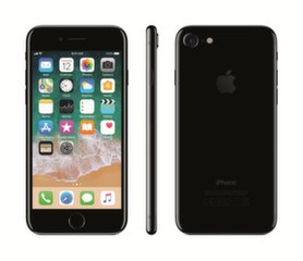 Apple iPhone 7 256GB, Juoda (Jet Black)
