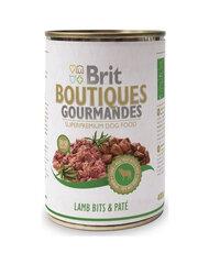 Brit Care Boutiques Gourmandes ėrienos gabaliukai su paštetu, 400 g