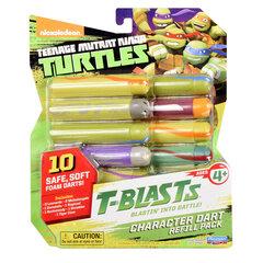 Šovinių rinkinys T-Blasts Vėžliukai Nindzės (TMNT), 99661 kaina ir informacija | Žaislai berniukams | pigu.lt