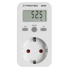 Energijos svartojimo matuoklis Trotec BX09 kaina ir informacija | Laikmačiai, termostatai | pigu.lt