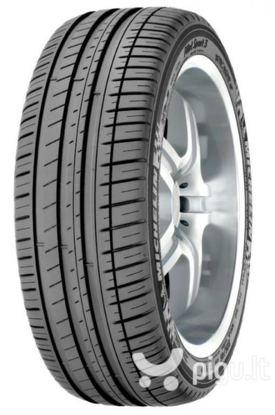 Michelin PILOT SPORT PS3 255/40R19 100 Y XL