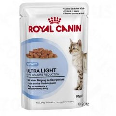 Royal Canin Ultra Light Pouch, 85 g