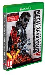 Игра Metal Gear Solid V Definitive Edition (XboxONE)