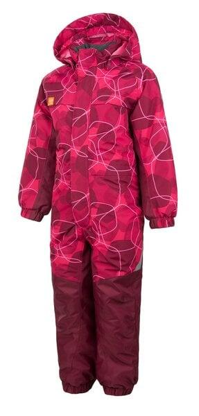 Kombinezonas mergaitėms Color Kids kaina ir informacija | Žiemos drabužiai vaikams | pigu.lt
