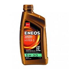Eneos Premium Hyper S 5W30 C2 variklių alyva, 1l kaina ir informacija | Eneos Premium Hyper S 5W30 C2 variklių alyva, 1l | pigu.lt
