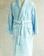 Chalatas moterims Wellsoft Mikrofibra kaina ir informacija | Naktiniai, pižamos, chalatai | pigu.lt
