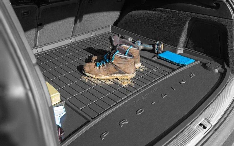 Guminis bagažinės kilimėlis Proline TOYOTA RAV4 IV nuo 2012 - 2018