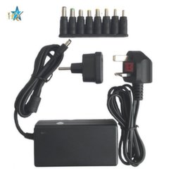 HQ NS-LC90A Universal 90W (Max 4.5A) Manual 15-24V AC UK & Euro Notebook Charger with 8 plugs