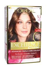 Ilgalaikiai plaukų dažai su trejopa apsauga L'Oreal Paris Excellence Creme 172 ml
