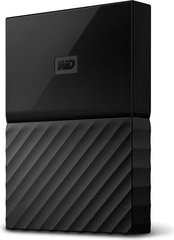"WD My Passport 2.5"" 1 TB, USB 3.0, Juoda"