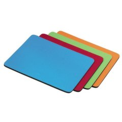 HAMA Mouse Pad 20 pieces in a display box blue/red/green/orange