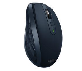 Logitech MX Wireless Mobile Mouse - 2.4GHZ - NAVY