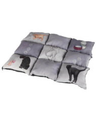 Trixie antklodė katėms, pilka