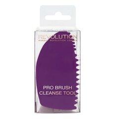 Makiažo šepetėlių valiklis Makeup Revolution Pro Brush Cleanse Tool