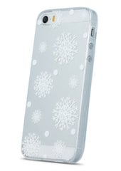 Back cover Snowflake 3 for iPhone 5/5s (Christmas Edition)