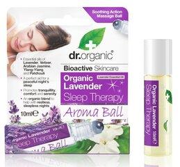 Aromaterapinis rutuliukas Dr.Organic Lavender Sleep Therapy 10 ml