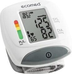 Riešinis kraujospūdžio matuoklis Medisana Ecomed BW-82E kaina ir informacija | Kraujospūdžio matuokliai | pigu.lt