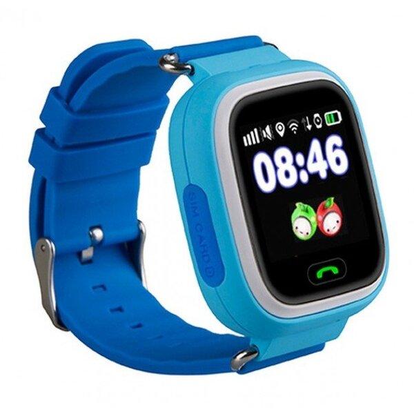 Išmanus GPS laikrodis Gudrutis R9, Mėlyna