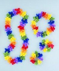 "Papuošalų rinkinys ""Havajai"" (4 vnt.) kaina ir informacija | Dekoracijos, indai šventėms | pigu.lt"