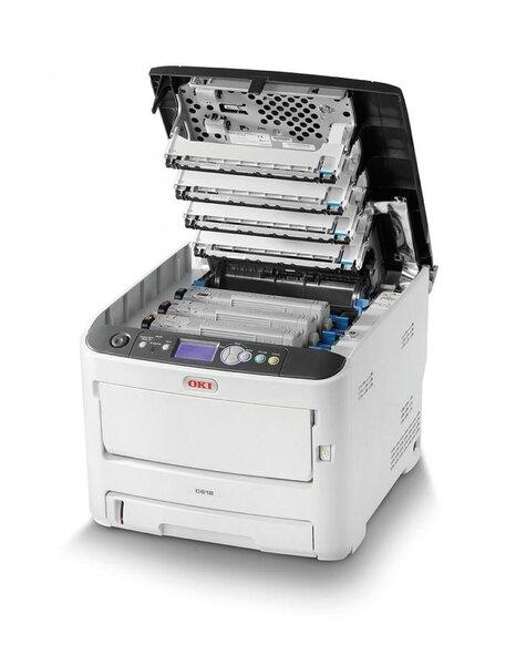 Printer C612n kaina