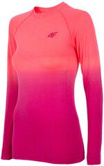 Termo marškinėliai moterims 4F kaina ir informacija | Slidinėjimo apranga | pigu.lt