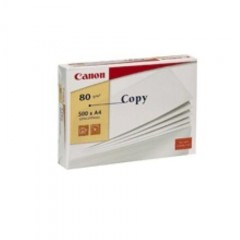 Canon Copy A4 paper 80g/ m2 (500 sheets) for BJ, Laser printing, copying