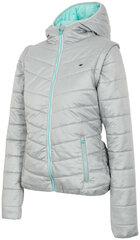 Striukė mergaitėms 4F kaina ir informacija | Žiemos drabužiai vaikams | pigu.lt