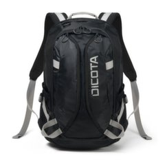 DICOTA - Backpack Active XL 15-17.3'' black/black