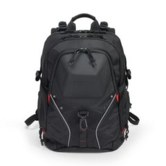 Kuprinė DICOTA - Backpack E-Sports 15-17.3'' BLACK