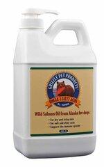 Grizzly natūralus lašišų aliejus, 2000 ml