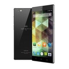 MyPhone INFINITY II, Dual SIM, 16GB, Juoda