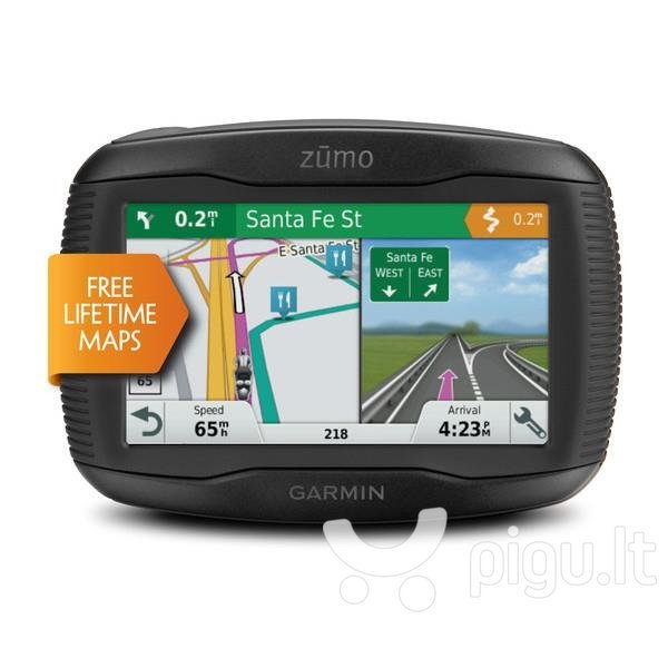 Zumo 395 LM, EU, Travel Edition, GPS