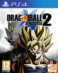DragonBall Xenoverse 2, PS4