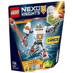 Konstruktorius LEGO® NEXO KNIGHTS Lance koviniai šarvai 70366 kaina ir informacija | Konstruktoriai ir kaladėlės | pigu.lt