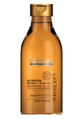 Šampūnas sausiems plaukams L'Oreal Professionnel Paris Expert Nutrifier 250 ml kaina ir informacija | Šampūnai | pigu.lt