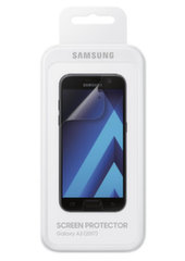 Screen protector for Samsung Galaxy A3 A320 (Transparent)