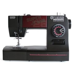 Toyota Sewing Machine SUPERJ26