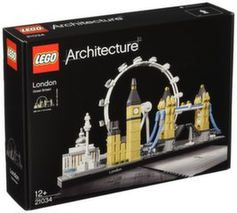 21034 LEGO® Architecture, London kaina ir informacija | 21034 LEGO® Architecture, London | pigu.lt