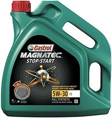 Castrol Magnatec STOP START 5W30 C3 моторное масло, 4 л