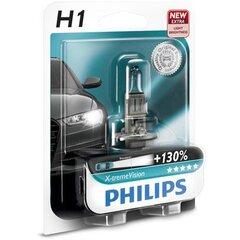 Automobilinė lemputė Philips X-tremeVision H1, +130%