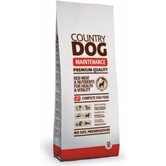 Country dog maintenance, 15 kg kaina ir informacija | Country dog maintenance, 15 kg | pigu.lt