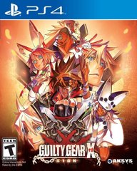 Guilty Gear XRD Revelator, PS4