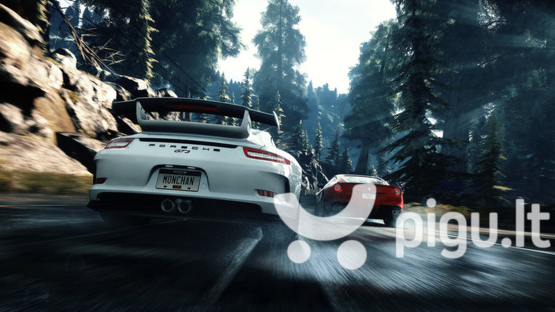 Need for Speed Rivals, PS4 kaina